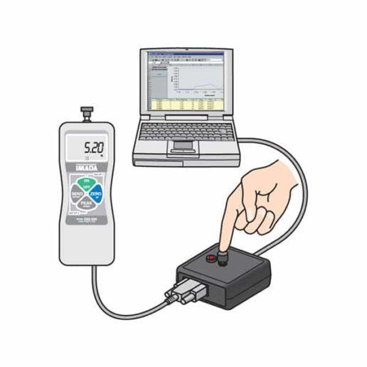 SW-1X Data Acquisition Software
