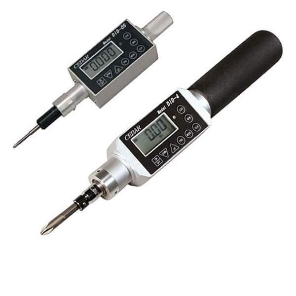 DID-4A DID-05 Digital Torque Screwdrivers