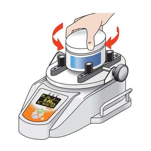dtxs cap torque tester