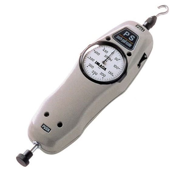 PS mechanical force gauge