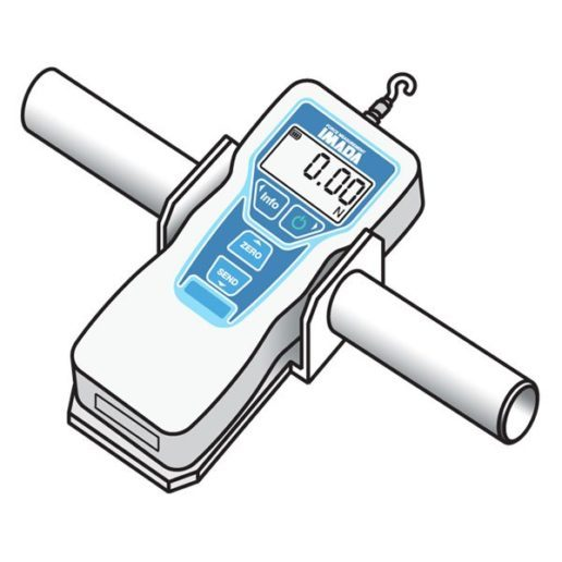 DST digital force gauge with optional handle